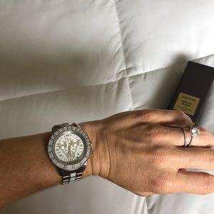Christian Dior Sapphire Christal Watch